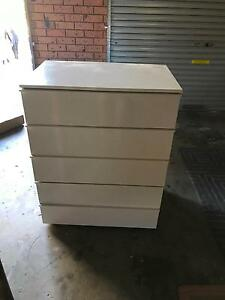 Freedom chest of drawers Coffs Harbour Coffs Harbour City Preview
