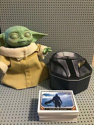 2020 Topps Star Wars The Mandalorian Season 1 COMPLETE Base Set Of 100 Cards TIN