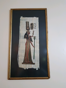 Authentic Egyptian paintings Hassall Grove Blacktown Area Preview