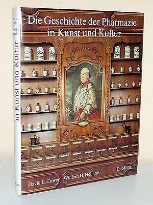 Cowen/Helfand: Die Geschichte der Pharmazie in Kunst und Literatur