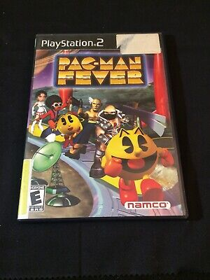 Pac Man Fever Ps2 Tested