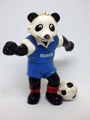 Figurine character FLUNCH 2 13/16in toys vintage SOCCER