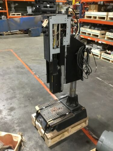 Dukane Ultrasonic Plastic Welder Model 210 / 92897 43E255 103927 #53BK