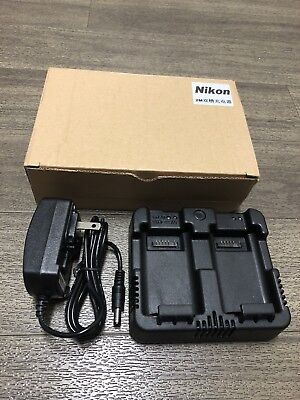 New Nikon Nivo M Nivo C Doub Charger For Nikon Mc Total Stations