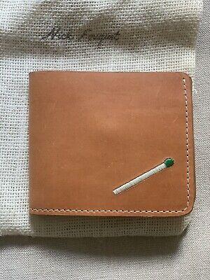 nick fouquet matchstick leather wallet