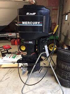 100 hp mercury outboard