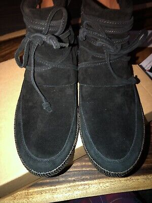 UGG REID 1019129 BLACK, WOMAN'S BOOTS/ BOOTIES 100% AUTHENTIC NEW, SIZE 10❤️❤️