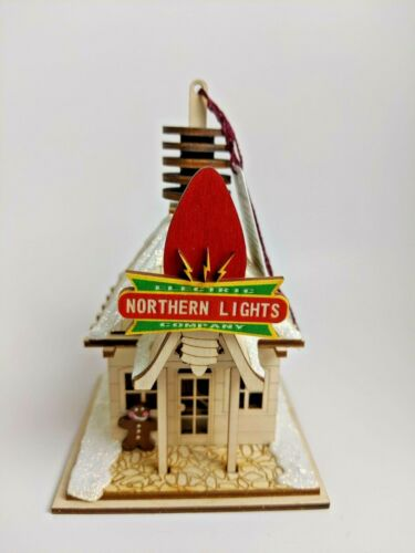 Ginger Cottages Northern Lights Electric Company GC134