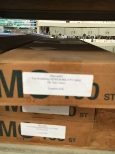 Heidelberg Ink Tray Liners for MO 65/SORK