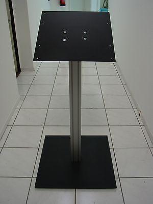 WEWA-TV Standsäule für Touchscreen-Systeme von 31 Zoll (78 cm)-55 Zoll (140cm)