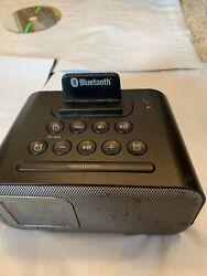 iHome Bluetooth Speaker Alarm Clock