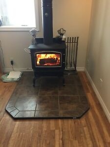 Regency f1100 wood stove