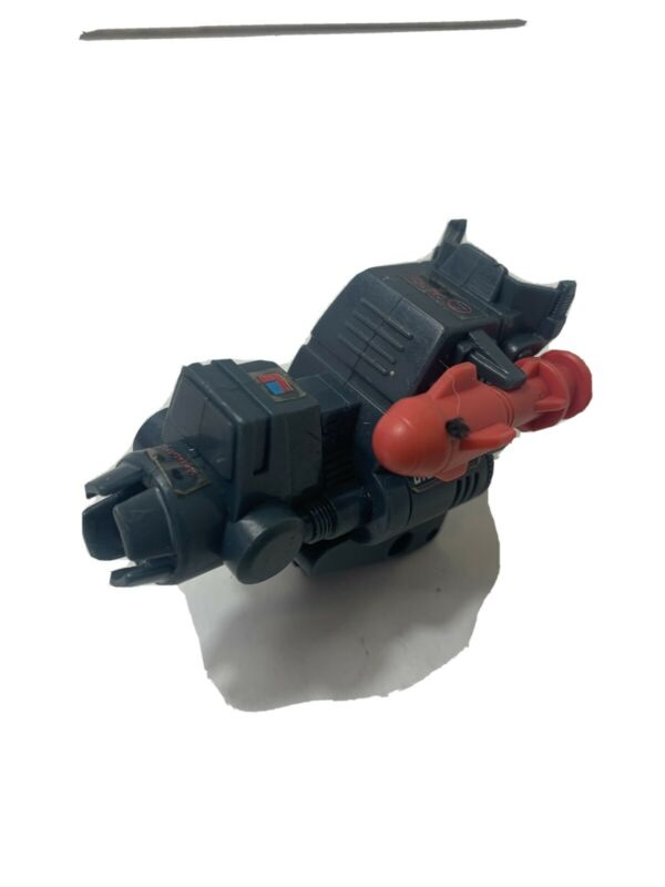 GI Joe Vehicle Motorized Action Pack Mortar Launcher No Legs 1988