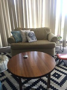 2 seater Moran sofa bed lounge Drummoyne Canada Bay Area Preview