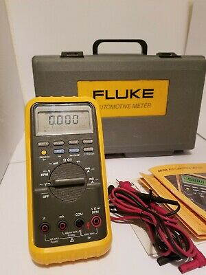 Fluke Fluke-88 Automotive Multimeter