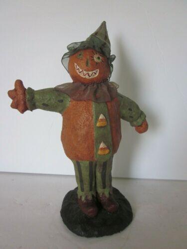 ESC Trading Co Pumpkin Halloween Figure