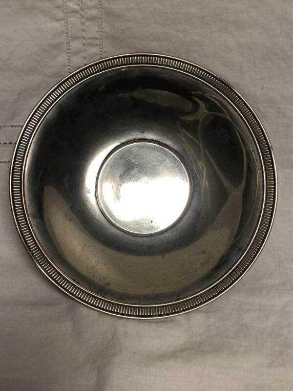 Danish .826 Silver Bowl*1933*Carl M Cohr*