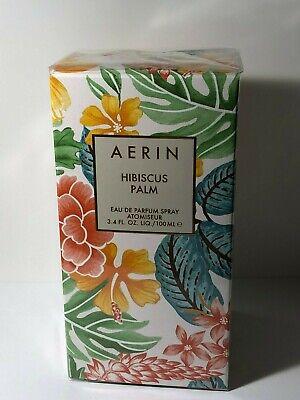 Aerin HIBISUS PALM Eau De Parfum Spray 3.4 Oz /100 ml Sealed in Box New
