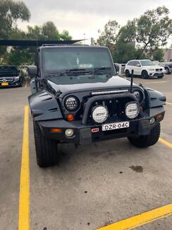 Jeep Wrangler sports jk Condell Park Bankstown Area Preview