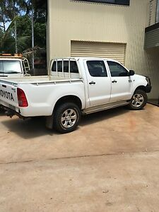 Toyota hilux Broome Broome City Preview