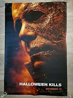 Halloween Kills 27 x 40 Original DS Theatrical Movie Poster