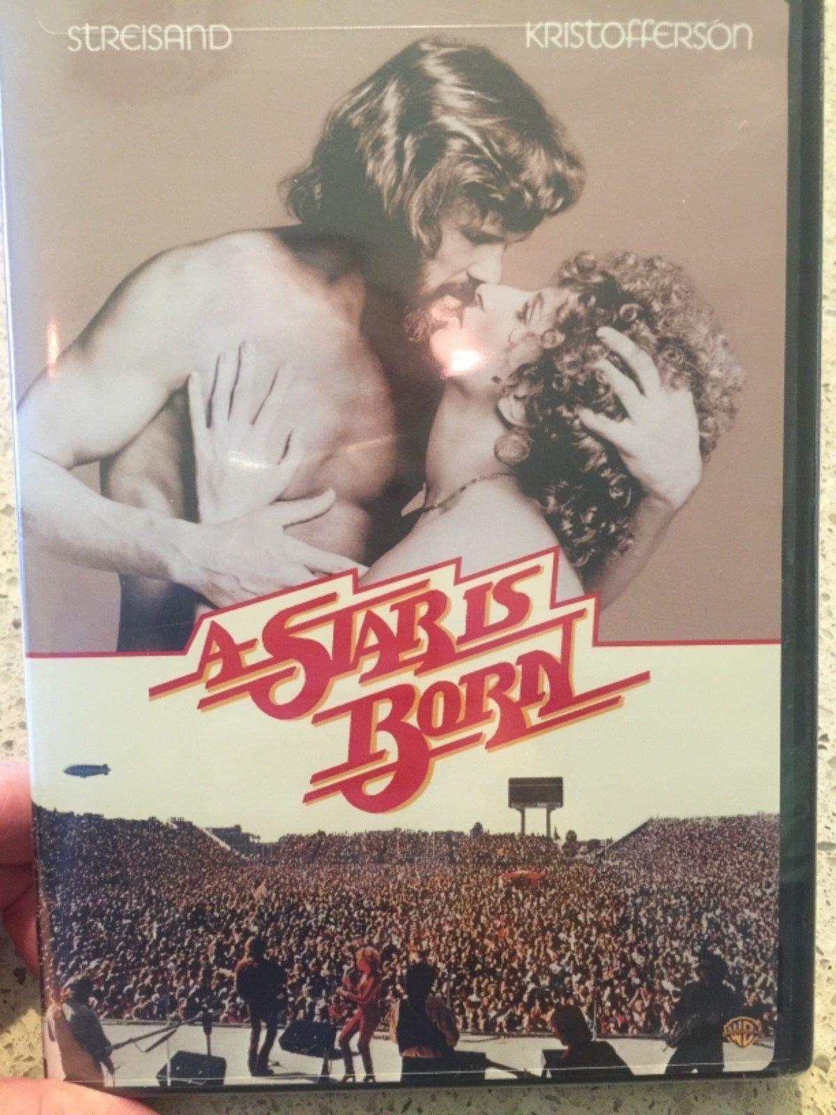 A Star Is Born DVD, 2005 Barbra Streisand Kris Kristofferson New Sealed - $27.97