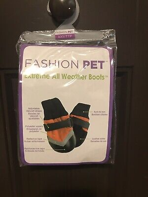 Extreme All Weather Boots - Fashio Pet Extreme All Weather Boots XXS