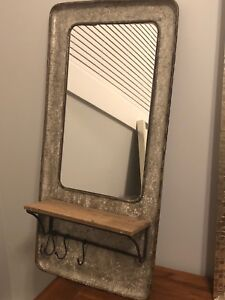 Country Theme Rustic Mirror