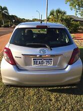 2012 Toyota Yaris Hatchback Broome Broome City Preview