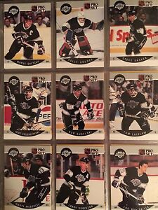 Hockey card set from 1990 Cambridge Kitchener Area image 3