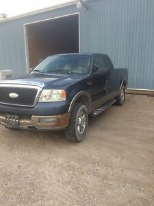 2004 Ford F-150 parts truck