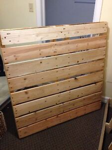 Pallets for home projects