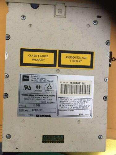 Toshiba  Xm-3301b  2x Scsi 50 Pin. Caddy Load Internal Cd-rom Drive - Xm3301b