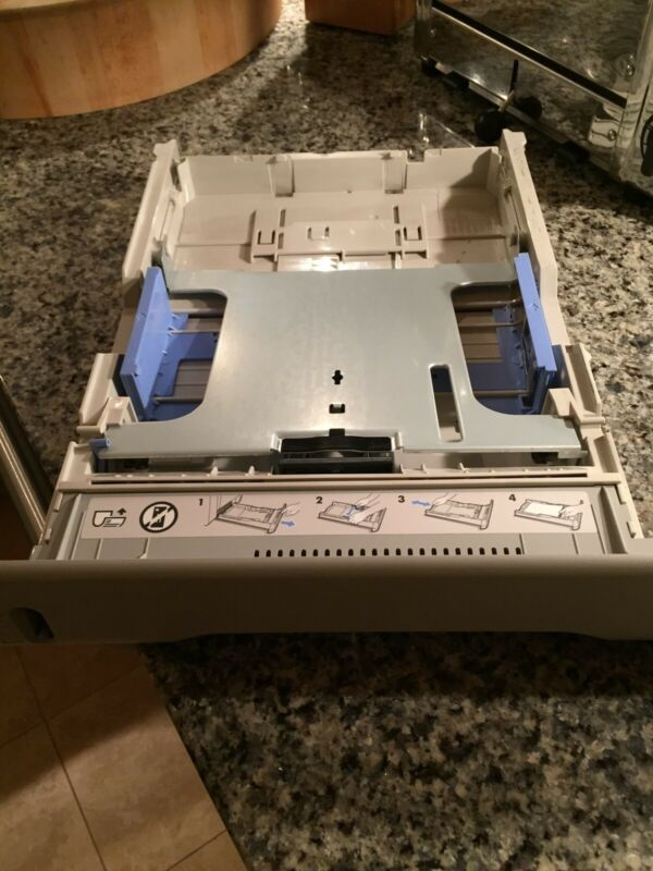 HP 3500 Printer Tray 2; 250 Sheet Capacity