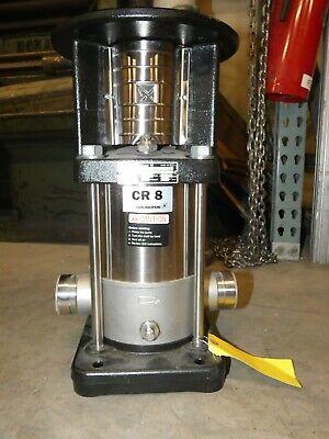 Grundfos Type Crn8-30 Pump
