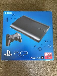 PlayStation 3 500GB, 2 Controllers, and Games Burwood East Whitehorse Area Preview