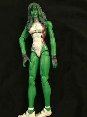 "Marvel Legends Hasbro Avengers Blob BAF Series She Hulk 6"" Inch Action Figure"