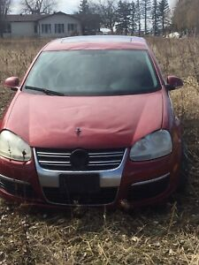 Jetta 2006 tdi parts or 1000 for car