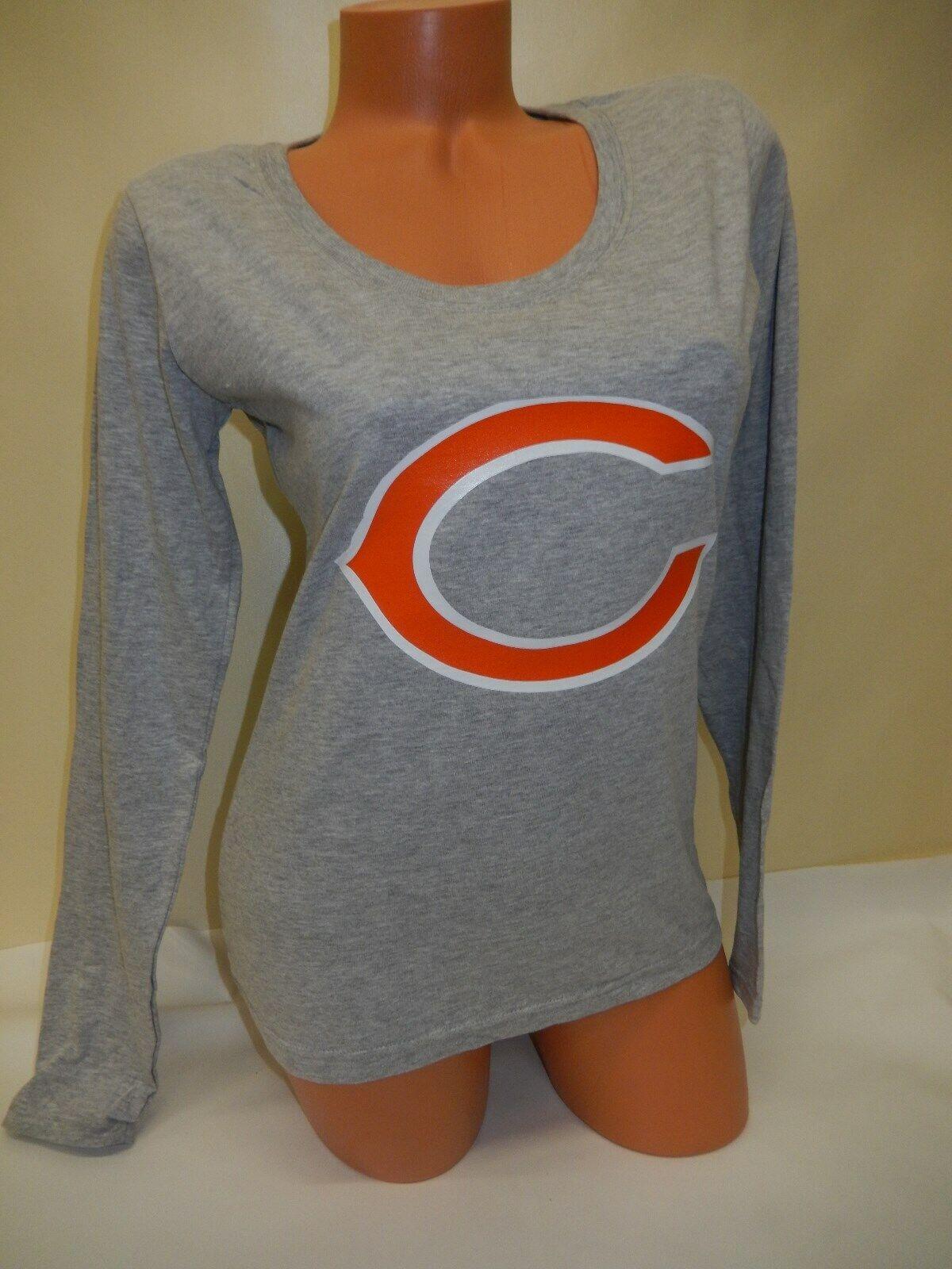 9822 nfl apparel womens ladies chicago bears