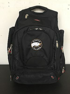 Ltd Edition ELLEVEN Goose Island Beer Co Checkpoint Friendly Computer Backpack