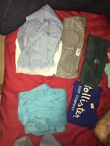 Clothing lot (small to medium)