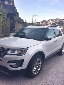 2016 Ford Explorer Limited Twin Turbo Ecoboost