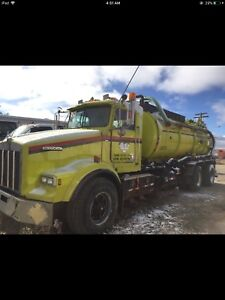 1988 Kenworth T800 Septic Truck Heavy Spec *Trades Welcomed*