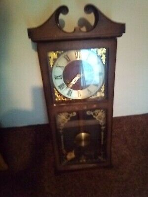 clock with pendulum Thank you