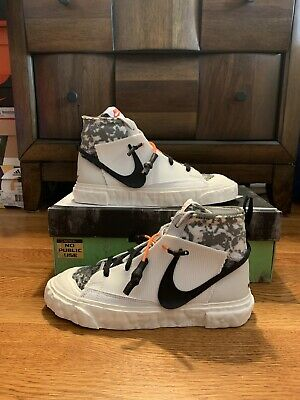 Nike Blazer Readymade White Size 5 BRAND NEW