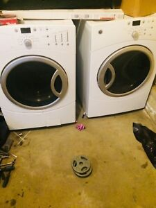 Washer and dryer 400 obo