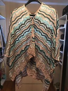 Missoni shawl / top