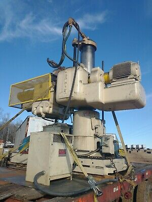 Carlton 4a Radial Drill 4 X 13 Comes With Extras
