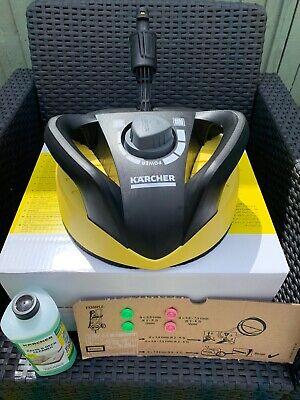 Genuine Karcher T350 T Racer Patio Cleaner HEAD ONLY & 500ml Bottle BRAND NEW