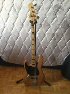 Squier vintage modified jazz bass GAUCHERE!